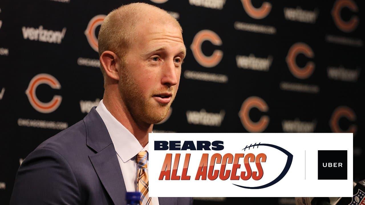new styles 17899 0180c All Access: Glennon talks Bears offense
