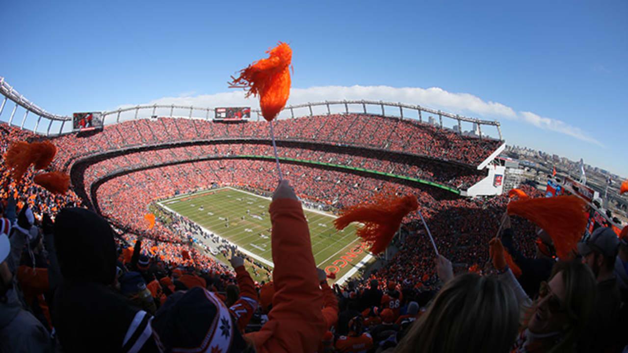 The old Mile High Stadium : DenverBroncos |Mile High Stadium Denver Broncos