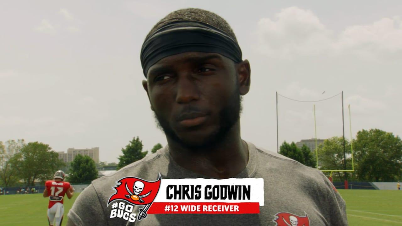 Chris Godwin Training Camp Press Conference f998dc1e4