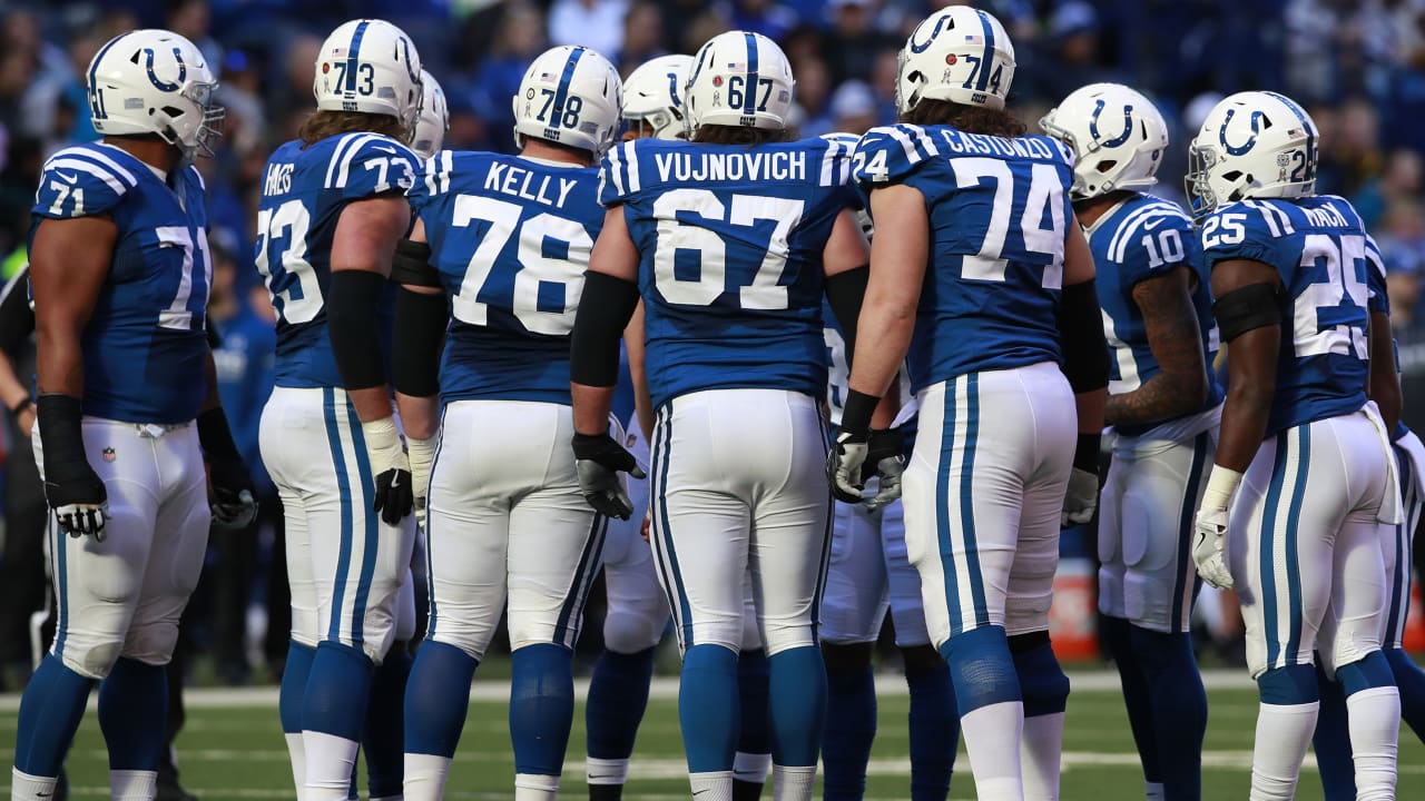 Colts Get No Love On This Year's 'NFL Top 100 Players' List