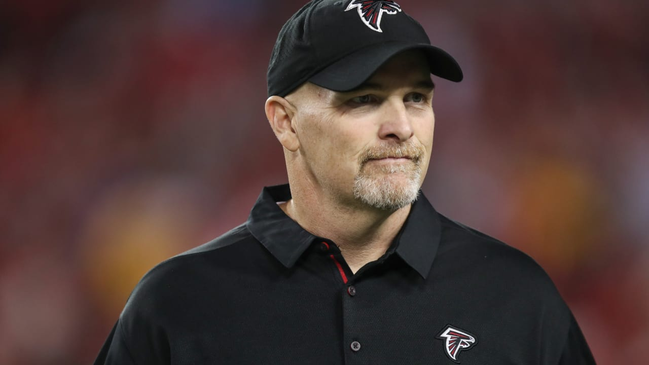 NFL.com ranks all 32 NFL coaches: Where is the Falcons' Dan Quinn on the list?