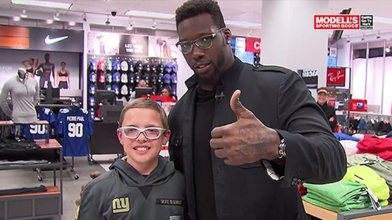 JPP gives Giants fan a Modell s Makeover 953060840