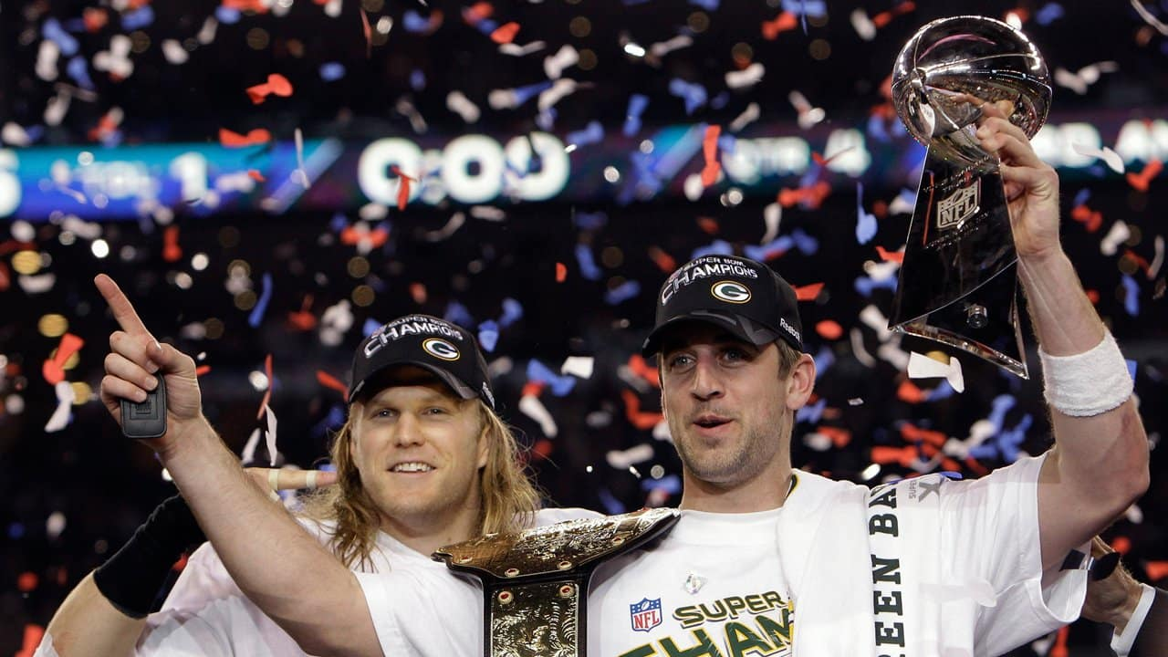 On This Day: Super Bowl XLV