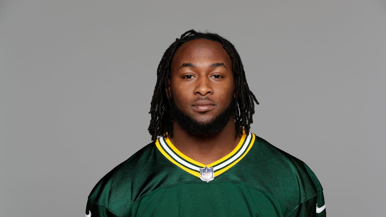 Happy Birthday To Aaron Jones
