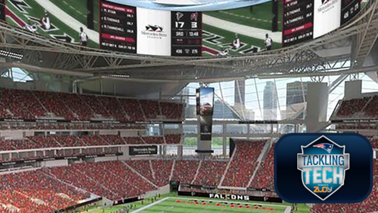 1e26443c8 Tackling Tech  4K Video  Alive and Well in New NFL Stadiums