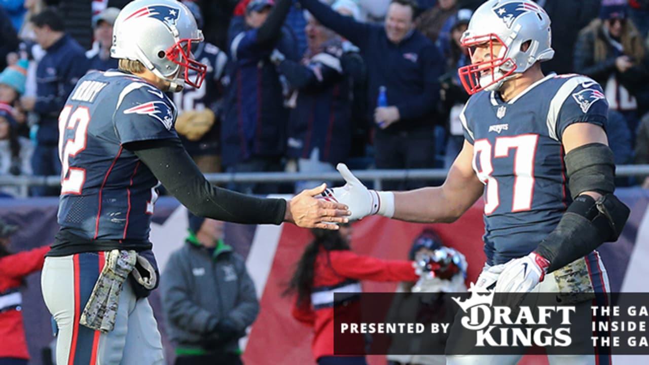 DraftKings NFL Cheat Sheet: Fantasy Week 13