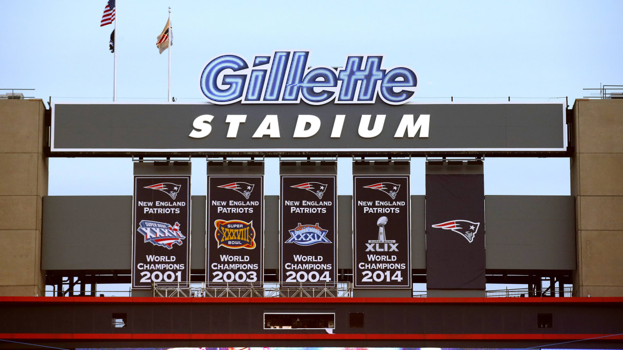 Important ticketholder information for Thursday's Patriots-Chiefs