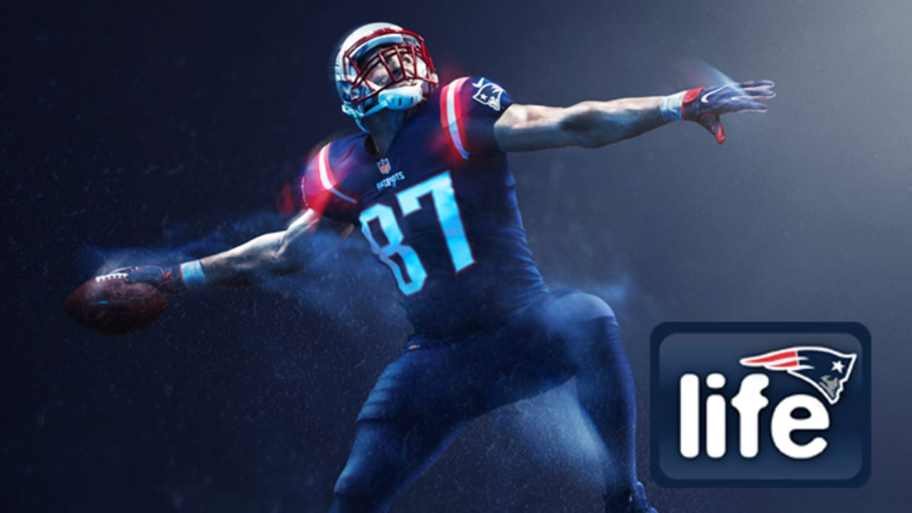 98f45b02a Check out the 2016 Patriots Color Rush Jerseys
