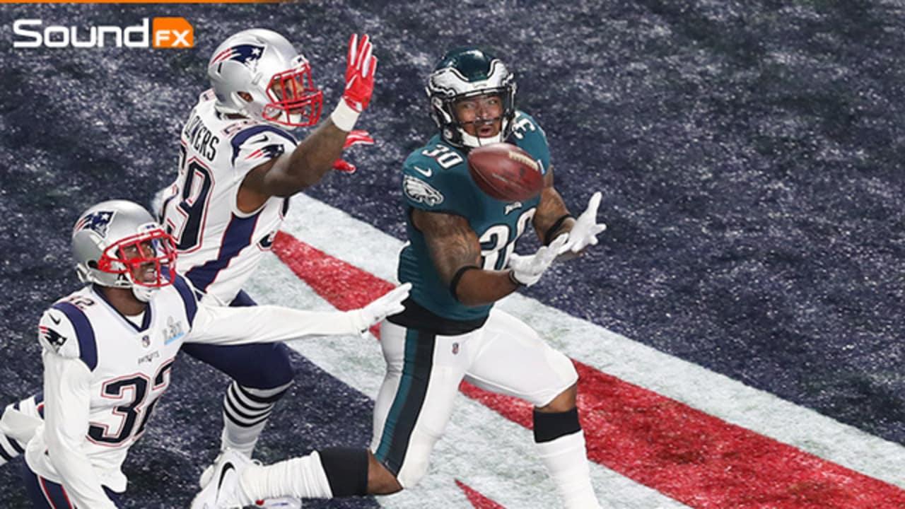 Sound FX   Officials explain why Corey Clement s catch was a touchdown 3e448a106