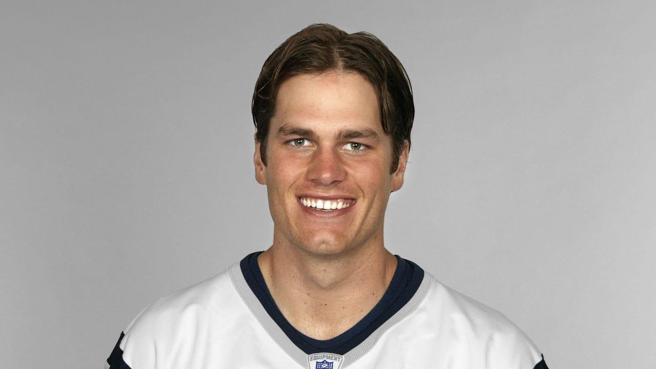 Tom Brady through the years