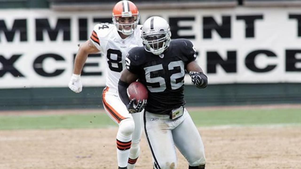 e9835238f Former Raiders LB Kirk Morrison on 95.7 The Game