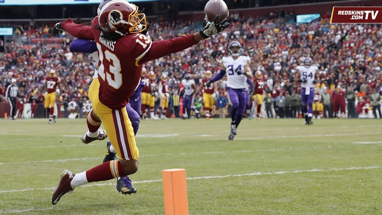 23366090c48 Redskins Life - Maurice Harris On His One Handed Catch