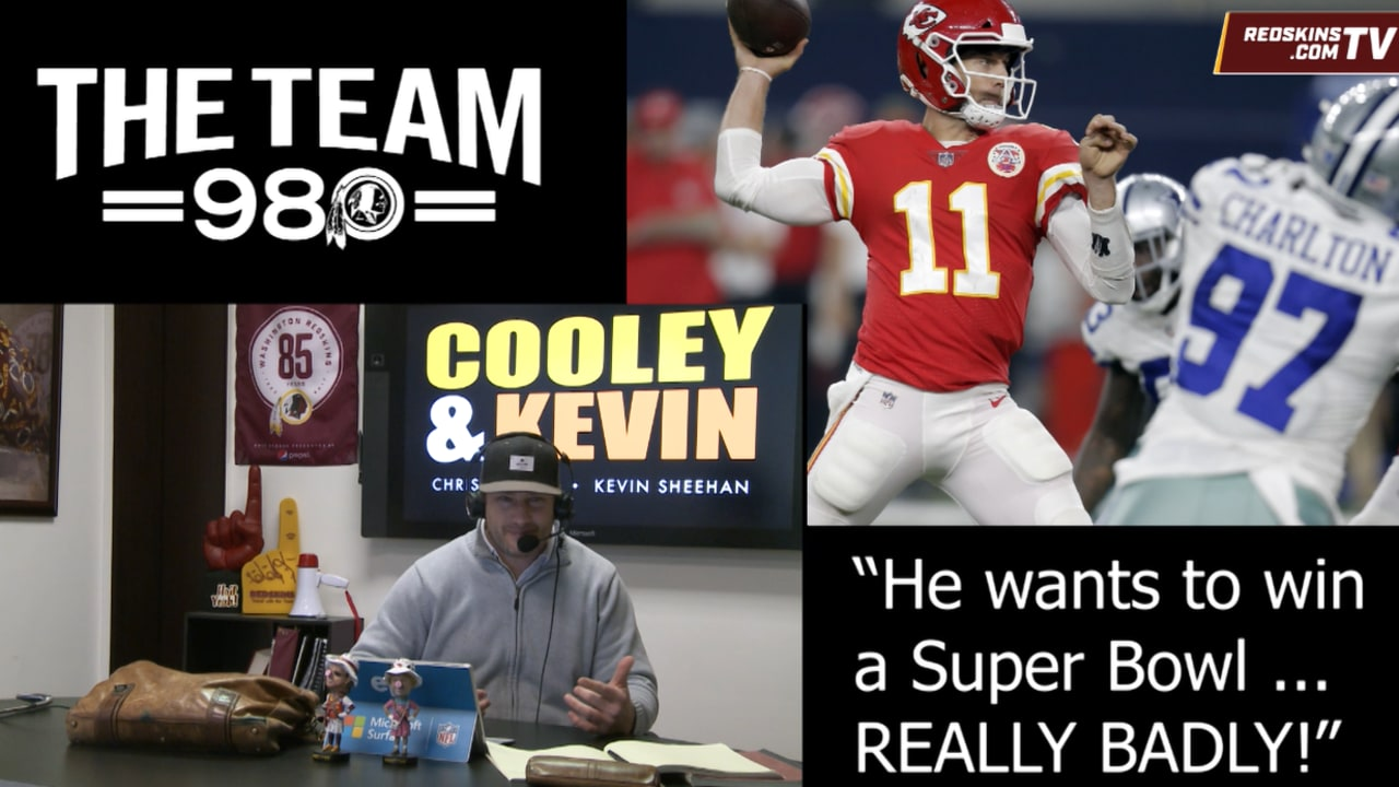 Redskins Radio  Cooley  Smith Is Only About Winning Super Bowl be223f2af