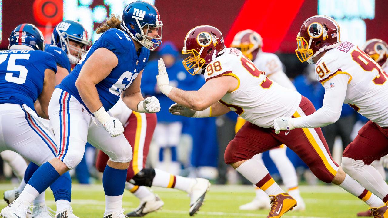 Redskins 2018 Season Preview: New York Giants, Week 8