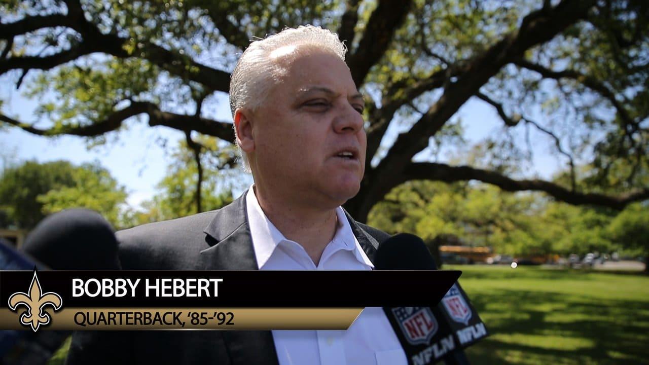 5b375b89d Bobby Hebert speaks at Tom Benson s visitation