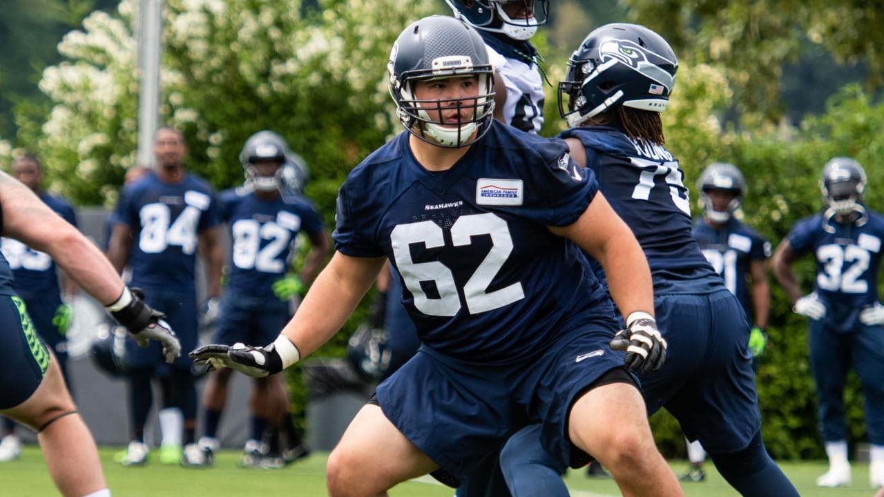Seahawks Make Roster Moves On Day 11 Of 2018 Training Camp