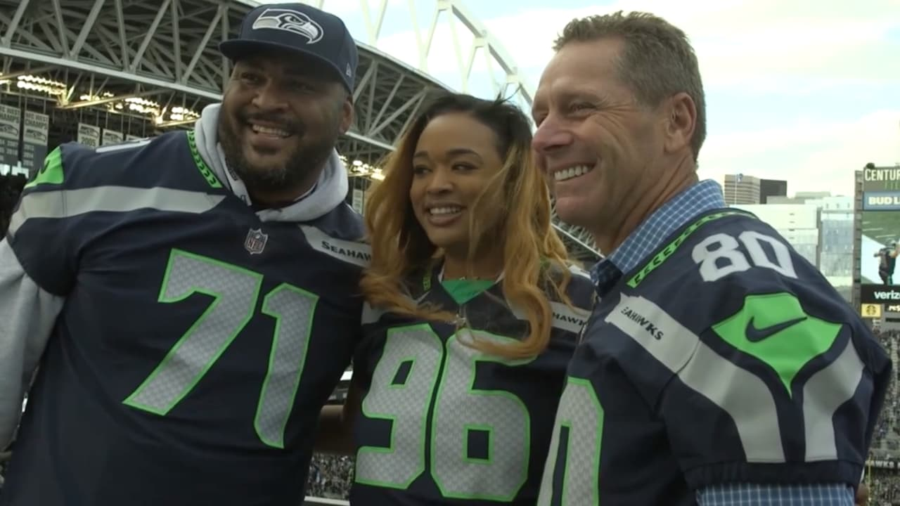 12 Flag Raiser Steve Largent Interview