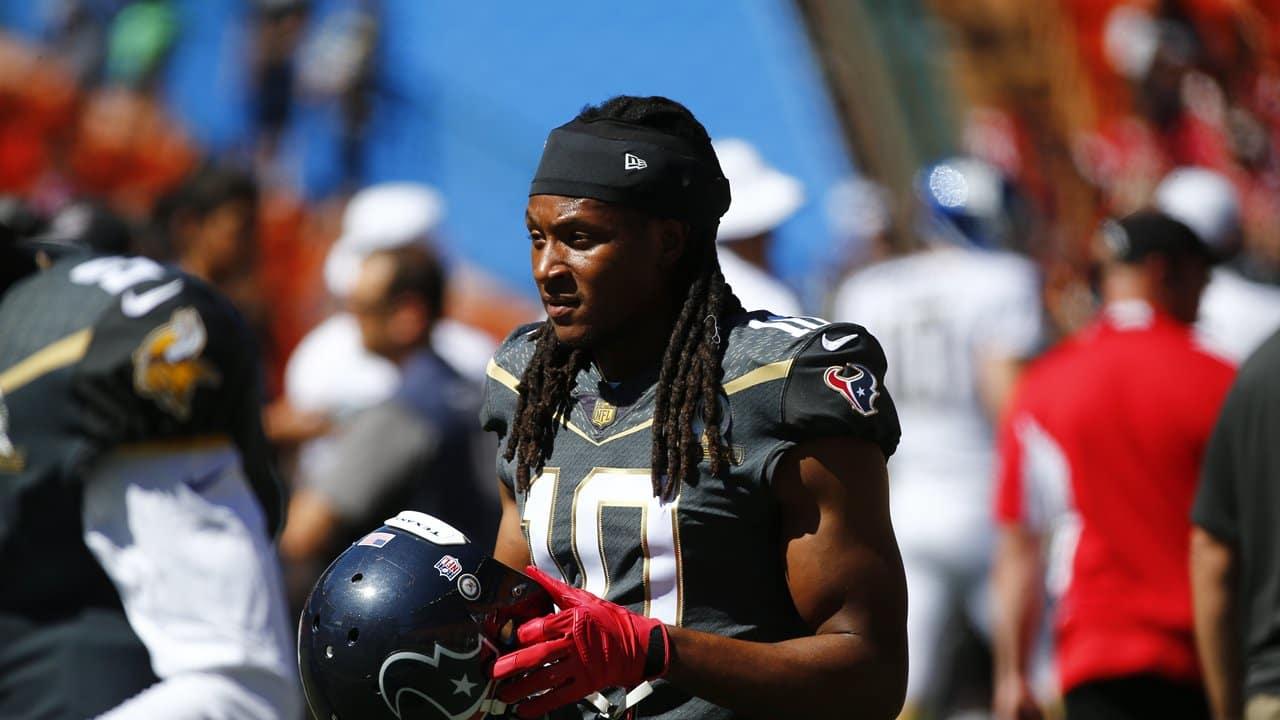Pro Bowl: WR DeAndre Hopkins photos