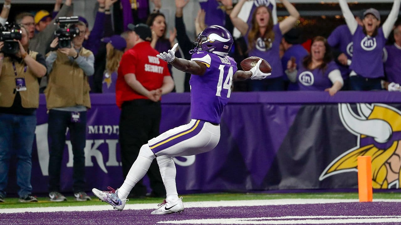 Minneapolis Miracle Keenum To Diggs For The Win