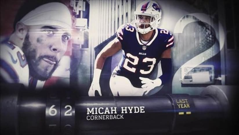micah hyde buffalo bills jersey