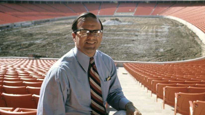 Chiefs Founder Lamar Hunt | Kansas City Chiefs - Chiefs.com