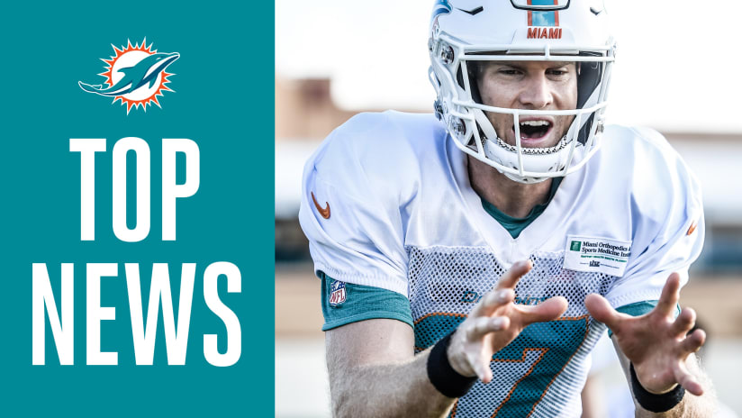 Miami dolphins top news dolphins wrap up training camp m4hsunfo