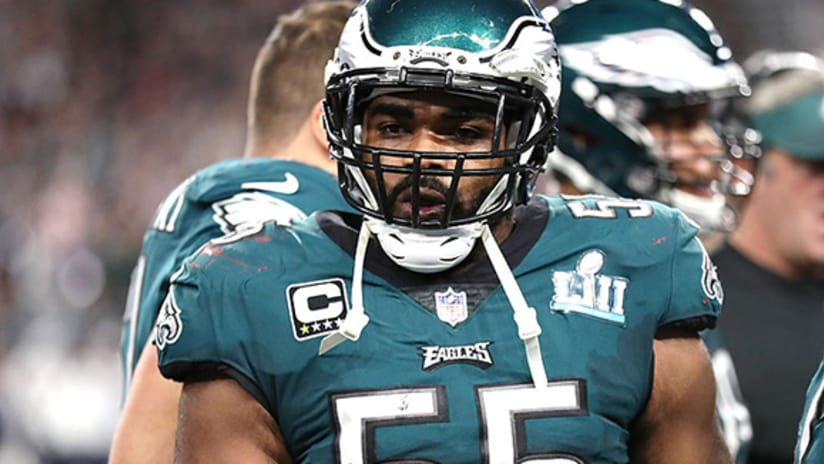 Eagle Eye  Super Bowl Defense Came Up Clutch In Pivotal Spots 2531f1467
