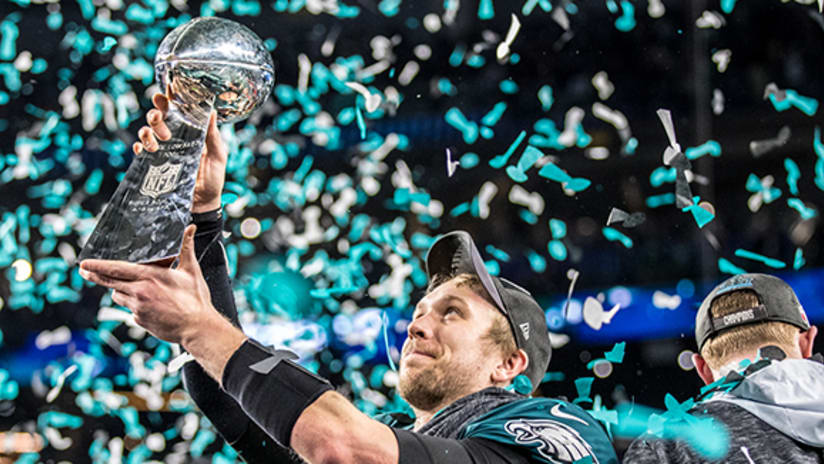 0e96be497c9 Eagle Eye: How The Eagles Won The Super Bowl