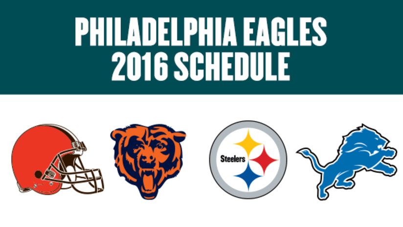 Philadelphia Eagles 2016 Schedule Preview Examining The Nfc North