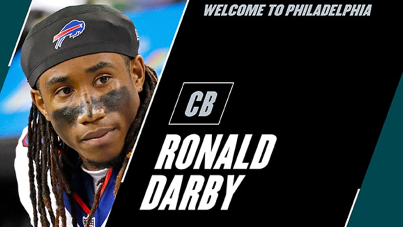 Eagles Acquire CB Ronald Darby In A Trade From The Bills a796f4336