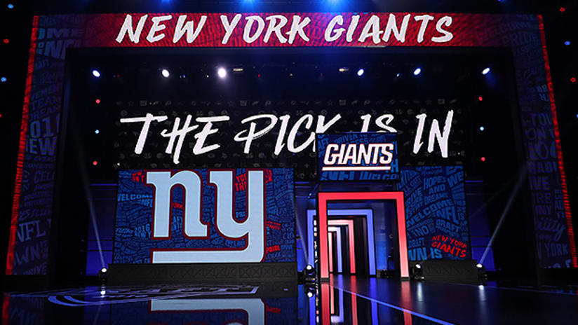 NFL Draft experts predict the Giants picks in the latest Mock Drafts    3248c6296ad