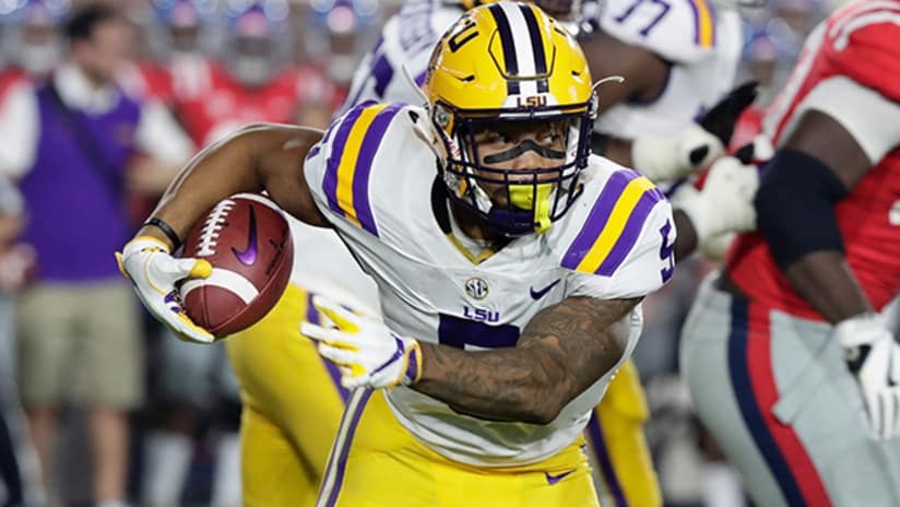 derrius-guice-lsu-2017-660-350.jpg. The Redskins have added a dynamic running  back ... e9f35ad7a