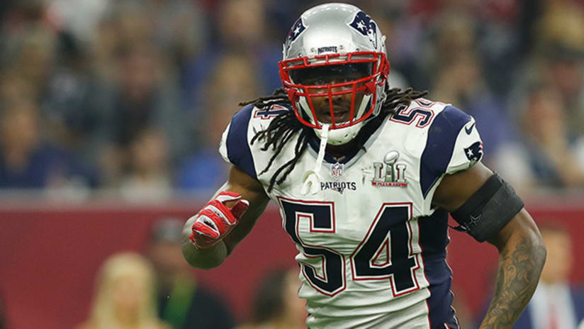 90b2eb6594e Free Agency Fits  Dont a Hightower To The Redskins