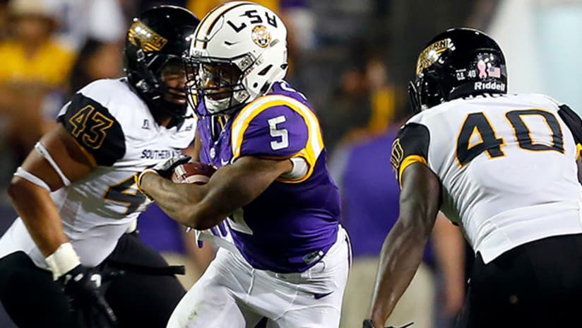 Notes On Redskins Second-Round Pick Derrius Guice 1f73ca43b