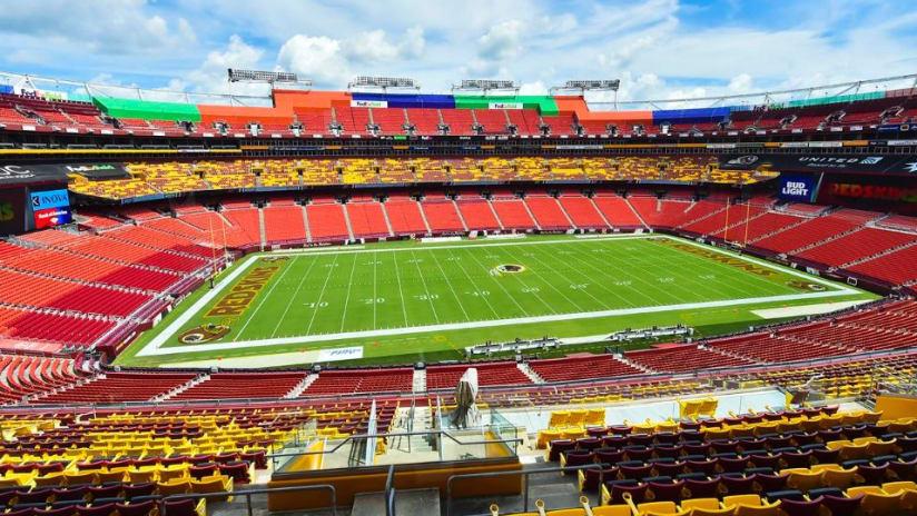 Stadium Tours At Fedexfield Washington Redskins Redskins Com