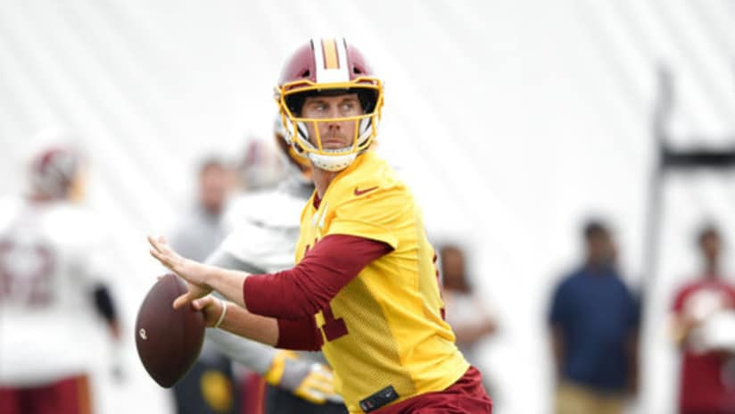 Image result for alex smith redskins