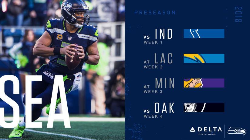Seattle seahawks 2018 preseason schedule seahawks communications preseason schedule header voltagebd Images