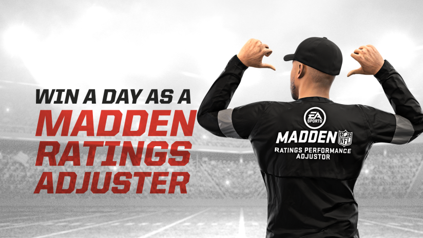 Win a Day as a Madden Ratings Adjustor