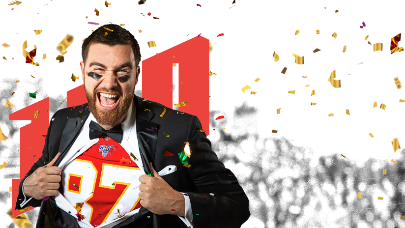 Put Travis Kelce In Your Wedding Party