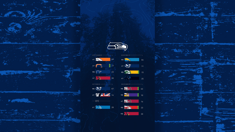 2018 schedule wallpaper