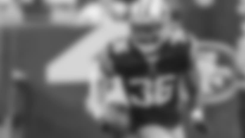 Dontae Johnson's 50-yard Pick-six