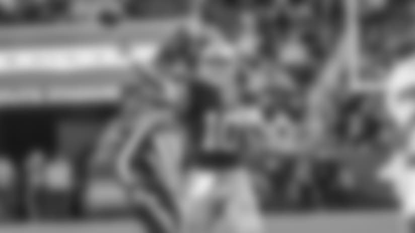 Jimmy Garoppolo Throws 10-yard Touchdown Pass to Louis Murphy