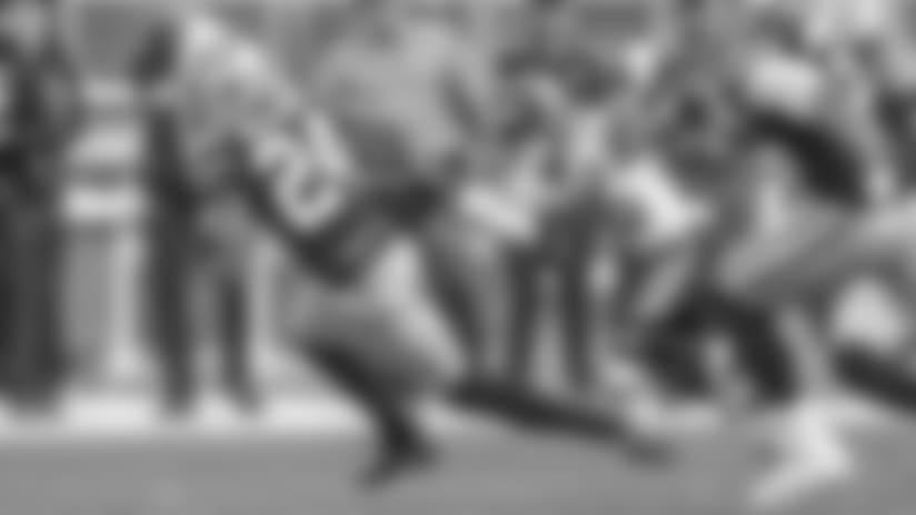 K'Waun Williams' One-Handed Interception