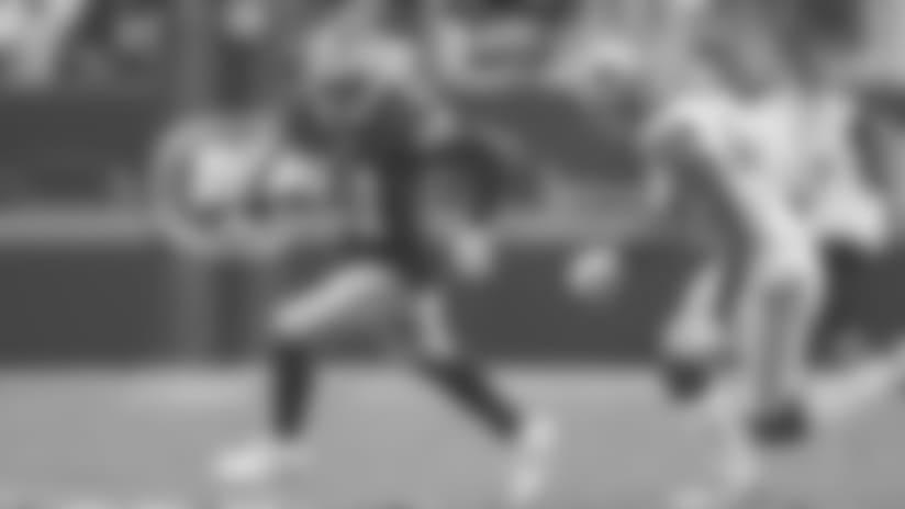 Raheem Mostert Breaks Free for 23-yard Pickup