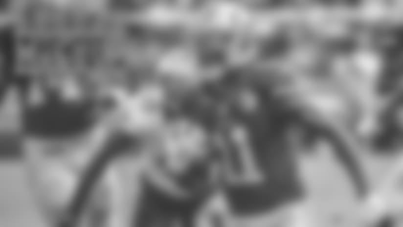 Mic'd Up: Quinton Patton vs. New Orleans Saints