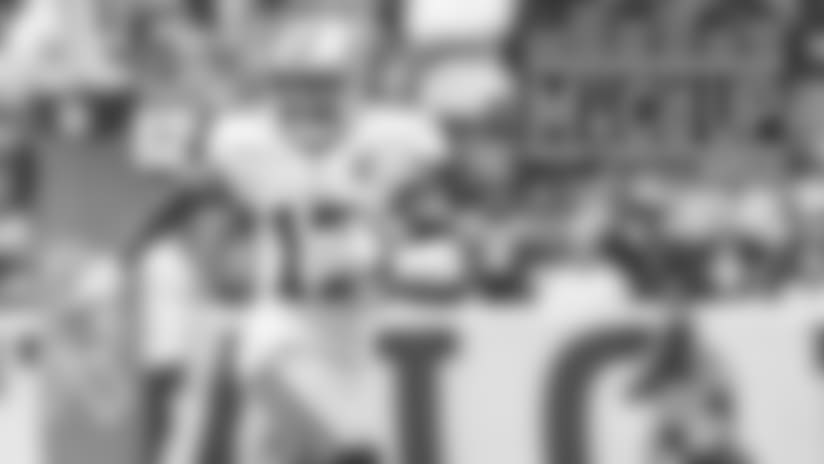 Mic'd Up: Jeremy Kerley vs. Buffalo Bills