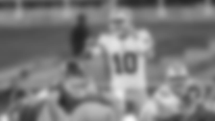 Jimmy Garoppolo Highlights vs. Rams in Week 17