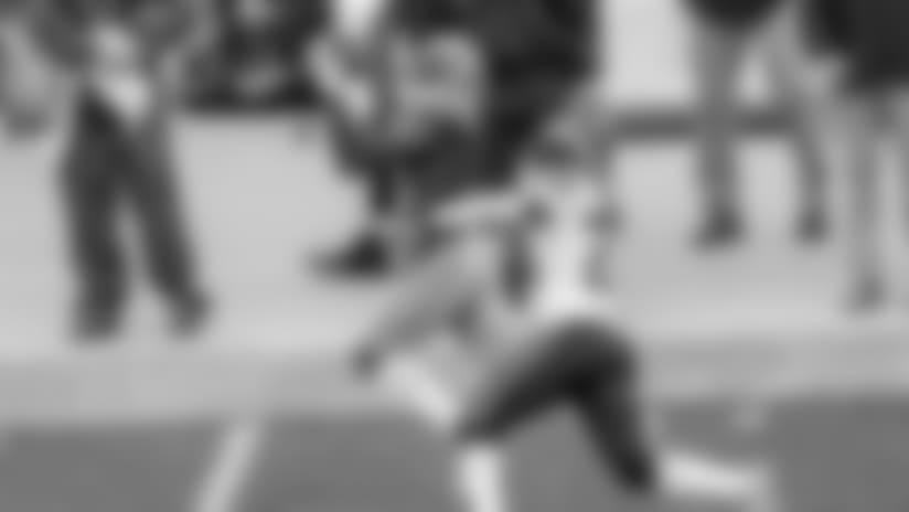 Intel freeD: Marquise Goodwin's 34-yard Catch vs. Seahawks