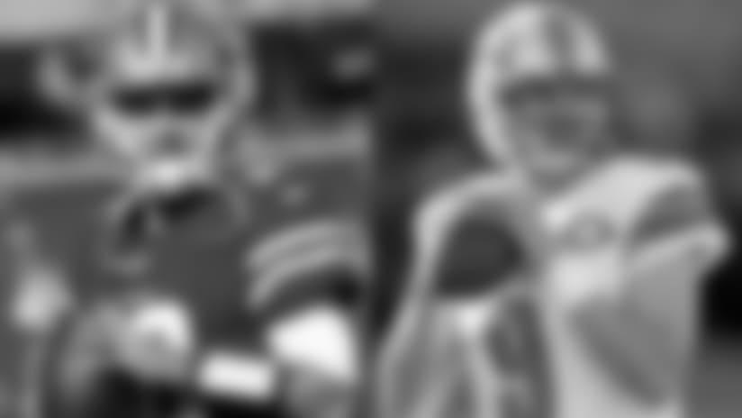 Sneak Peek: 49ers vs. Lions Week 2 Game Theme and Giveaway