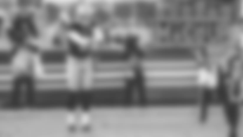Micd Up: Bradley Pinion & Kyle Nelson vs. Patriots